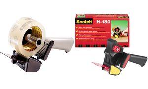 3M Handabroller für Verpackungsklebeband, low noise