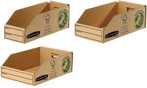 Ablageboxen aus Karton