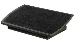 3M Fußstütze FR530CB, (B)560 x (T)350 x (H)100 mm, schwarz