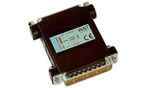 W&T Interface Konverter RS232 - RS422/RS485, Kompakt-Version