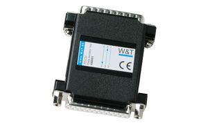 W&T Optischer Isolator RS232 - 1KV, 300 - 19.200 Baud