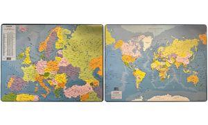 Schreibunterlagen, Landkarten