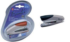 Rexel Taschen-Heftgerät Bambi, farbig sortiert