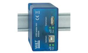 W&T USB-Isolator Industry, 4 kV