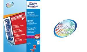 Farblaser- & Spezial-Papiere