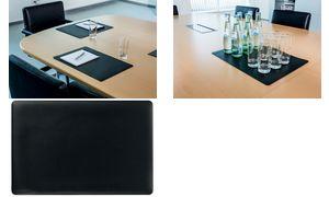 DURABLE Schreibunterlage, 420 x 300 mm, schwarz