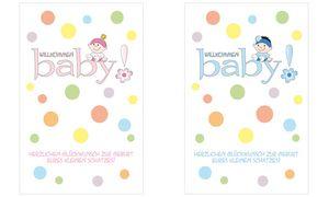 Karten - Geburt / Taufe