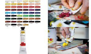 Öl- & Aquarellfarben