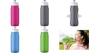 Pink EMSA 518085 Squeeze Trinkflasche