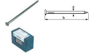 suki 1.000 g verzinkt Dachpappstift  2,8 x 30 mm