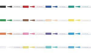 PILOT Pigmentmarker PINTOR, fein, silber