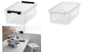 Aufbewahrungs-Boxen und -Körbe