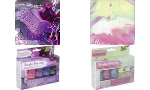 Acrylfarben & Marker (Künstler)